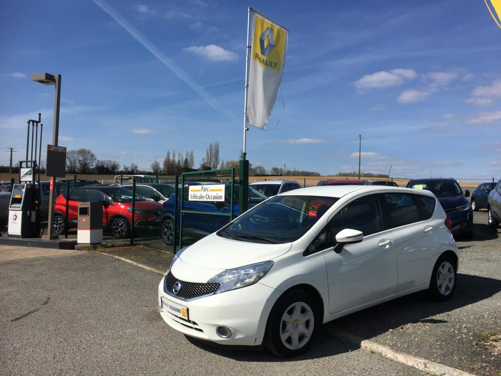 Nissan Note 1.5 DCI 90 ACENTA